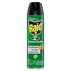 Organic Natural Static Guard Spray