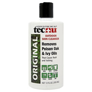 Tecnu Outdoor Skin Cleanser- 12 fl oz