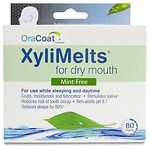 XyliMelts Discs for Dry Mouth, Mint Free