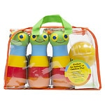 Melissa and Doug Happy Giddy Bowling Set Ages 3+