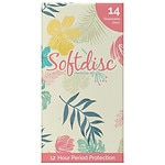 Instead Softcup 12 Hour Feminine Protection Cup- 14 ea