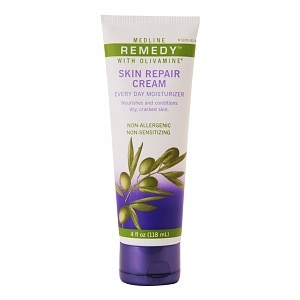 Medline Remedy Skin Repair Cream Every Day Moisturizer