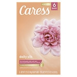 Caress Beauty Bar, 4 oz, Daily Silk- 6 ea
