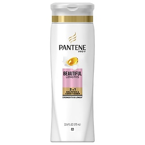 Pantene Pro-V Beautiful Lengths Strengthening 2 in 1 Shampoo & Conditioner