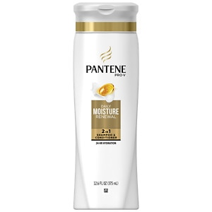 Pantene Pro-V Daily Moisture Renewal 2 in 1 Shampoo & Conditioner