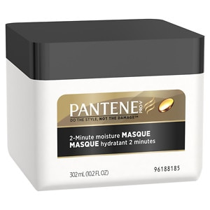 Pantene Pro-V 2-Minute Moisture Hair Masque Deep Conditioner