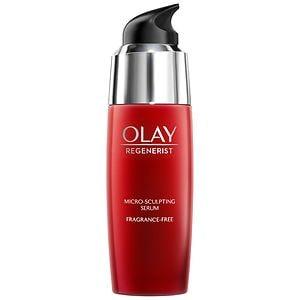 Olay Regenerist Micro-Sculpting Facial Serum, Fragrance Free- 1.7 oz