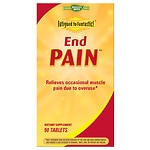 Enzymatic Therapy Fatigued to Fantastic! End Pain, Tablets