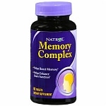 Natrol Memory Complex, Tablets