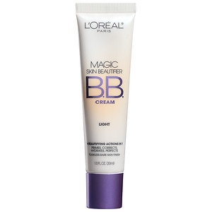 L'Oreal Paris Magic Skin Beautifier B.B. Cream, Light- 1 fl oz