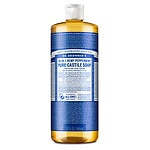 Dr. Bronner's 18-in-1 Hemp Pure-Castile Soap, Peppermint