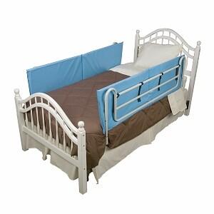Mabis Vinyl Bed Rail Cushions- 1 ea