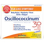 Boiron Oscillococcinum for Flu-like Symptoms- 30 ea