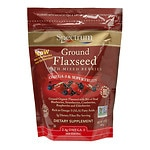 Spectrum Essentials Ground Flaxseed with Berries- 12 oz