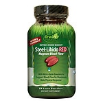 Irwin Naturals Steel-Libido RED max-Blood Flow, Softgels