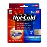 ThermiPaq Hot/Cold Pain Relief Wrap, Knee/Elbow, Medium (6 x 12