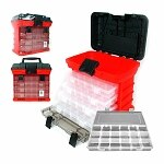 Trademark Tools 73 Compartment Durable Plastic Storage Tool- 1 ea
