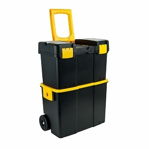 ADG Stackable Mobile Tool Box with Wheels- 1 ea