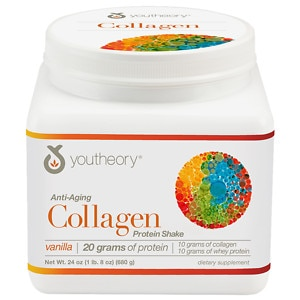 Youtheory Anti-Aging Collagen Protein Shake- 24 oz