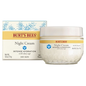 Burt's Bees Intense Hydration Night Cream- 1.8 oz