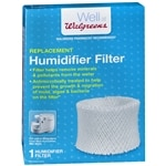 Walgreens Cool Moisture Humidifier Filter W889-WGN- 1 Each