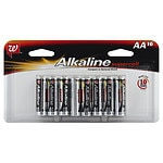 Walgreens Alkaline Supercell Batteries, AA- 16 ea
