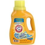 Arm & Hammer Plus the Power of Oxi Clean Stain Fighters