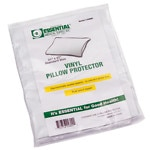 Essential Medical Standard Size Vinyl Pillow Protector- 1 Each