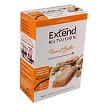 Extend Nutrition Bars, Peanut Delight, 4 pk- 1.41 oz