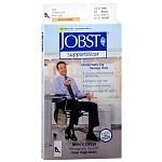 Jobst SupportWear Men's Mild Compression Knee High Socks, Khaki,