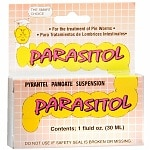 Parasitol Pyrantel Pamoate Suspension- 1 Ounces