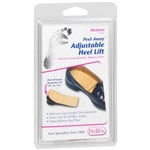 Pedifix Peel Away Adjustable Heel Lift, Medium- 1 Each