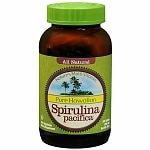 Spirulina Pacifica Multivitamin Dietary Supplement Tablets