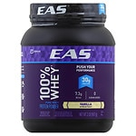 EAS 100% Whey Protein Powder, Vanilla