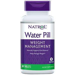 Natrol Water Pill- 60 Each