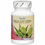 Tadin Aloe Vera & Cactus Dietary Supplement Capsules