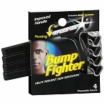 Bump Fighter Disposable Razors- 4 Each
