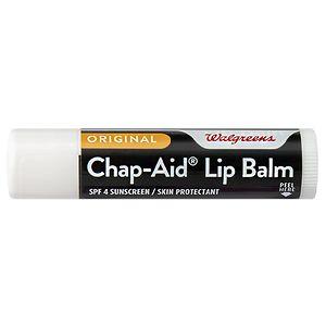 Walgreens Chap-Aid Lip Balm SPF 4, Original- .15 oz