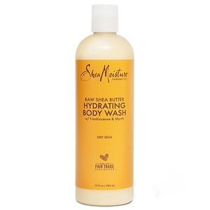Shea Moisture Organic Raw Shea Butter Wash