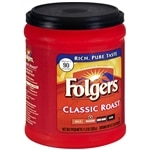 Folgers Classic Roast Ground Coffee- 11.3 Ounces