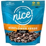 Nice! Sunflower Seeds- 13 Ounces