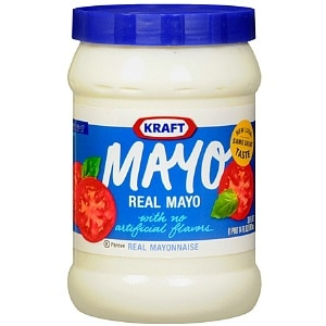 Kraft Mayo Real Mayonnaise, 30 Ounces (021000026326)