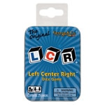 George & Co. Original LCR Dice Game
