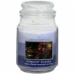 Patriot Candles Midnight Garden Jar Candle