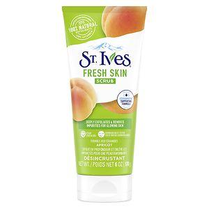 St. Ives Fresh Skin Scrub, Apricot