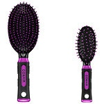 Conair Brush Detangle and Style Hair Brush Set- 1 ea