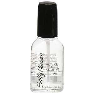 Sally Hansen Hard as Nails Hard As Nails Nail Polish, Crystal Clear