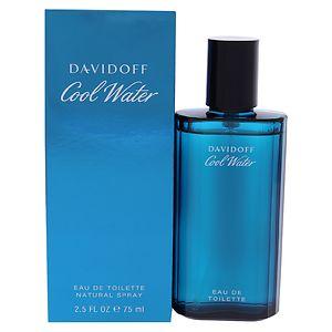 Davidoff Cool Water Eau de Toilette for Men- 2.5 fl oz