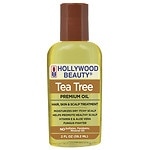 Hollywood Beauty Tea Tree Oil Skin & Scalp Treatment- 2 Ounces