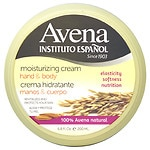Avena Daily Moisturizing Hand & Body Cream- 6.8 Ounces
